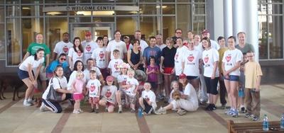 Our 2011 Team Photo T-Shirt Photo