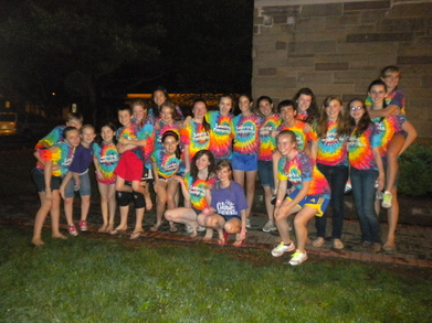 Relay For Life 2011 T-Shirt Photo