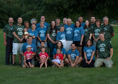 Poeschl Family T-Shirt Photo