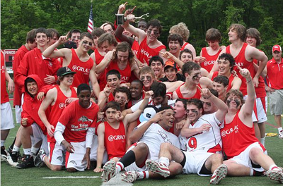 Essex County Lacrosse Champs! T-Shirt Photo