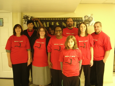 Annual Group Photo April 2011 T-Shirt Photo