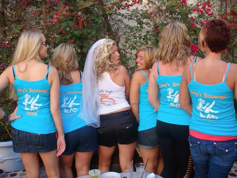 Amys Entourage2 T Shirt Photo
