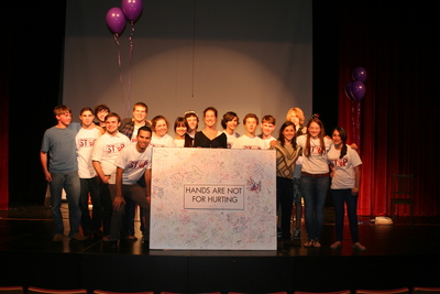 Weston Teen Peace Works 3rd Annual Talent Show T-Shirt Photo