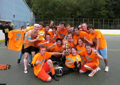 Champions Wear Orange T-Shirt Photo