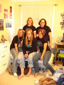 Cute Chicks T-Shirt Photo