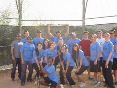 Nat's Allstars League 2011 T-Shirt Photo