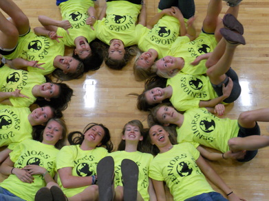 It All Ends With Us   Seniors 2012 T-Shirt Photo
