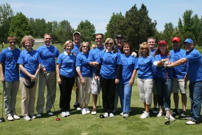 Bob's 50th Golf Outing T-Shirt Photo