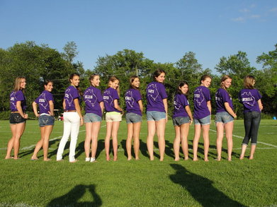 Relay For Life 2010 T-Shirt Photo