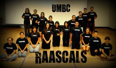 Umbc Raa Scals T-Shirt Photo