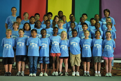 Our Third Graders Before Field Day! T-Shirt Photo