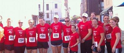 Savannah Mile T-Shirt Photo
