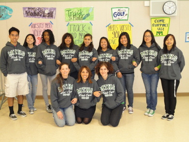 Monterey Trail High School, Link Crew T-Shirt Photo