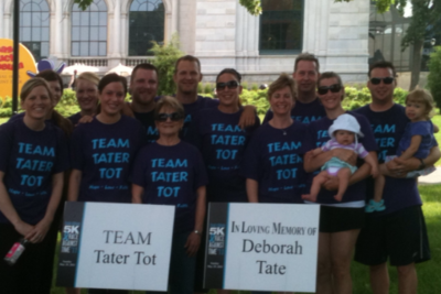 Team Tater Tot T-Shirt Photo