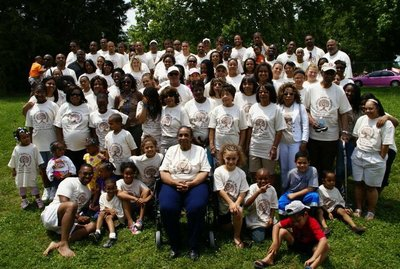 The Boyd Family Reunion T-Shirt Photo