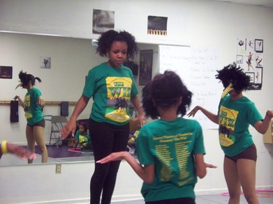 "Dth Prepares For ""The Wiz""   Crows In Action T-Shirt Photo"