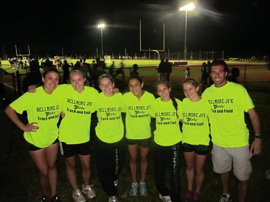 Jfk Track Girls :D T-Shirt Photo