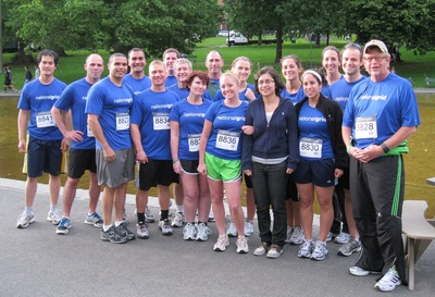 National Grid Run Team T-Shirt Photo