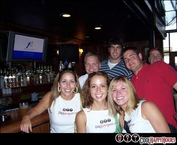 Cool Happy Hours.Com Street Team! T-Shirt Photo