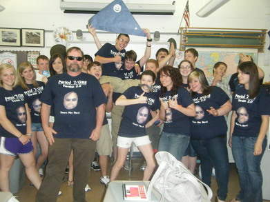 Period 7/Gr8 Version 2.0 T-Shirt Photo