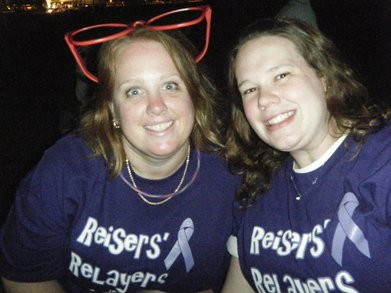 Relay For Life   Allllll Night Long T-Shirt Photo