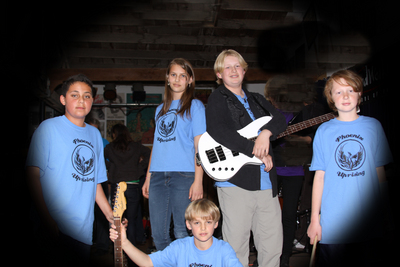 Phoenix Uprising T-Shirt Photo
