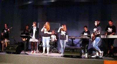 Worship Arts Festival Team T-Shirt Photo