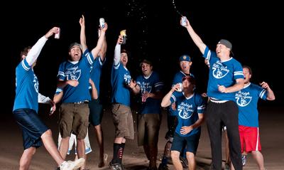 Team Celebration T-Shirt Photo