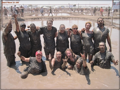 2011 Mudd Volleyball Charilty Event T-Shirt Photo