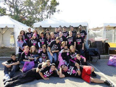 Our Team Supporting Joyce Cermak T-Shirt Photo