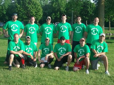 Ramjets Tavern Softball Fond Du Lac, Wi T-Shirt Photo