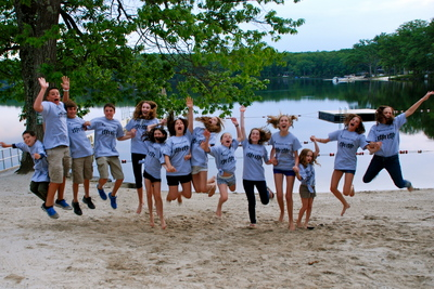 Woodloch Reunion 2011 T-Shirt Photo