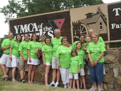 Ymca Of Ozarks T-Shirt Photo