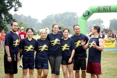 Lankenau Lightning Team T-Shirt Photo