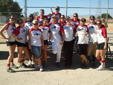 Softball Tournament T-Shirt Photo