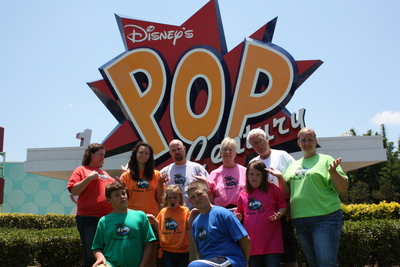 Caribbean Cruise At Disney? T-Shirt Photo