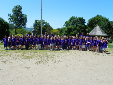 Bha Mini Relay For Life T-Shirt Photo