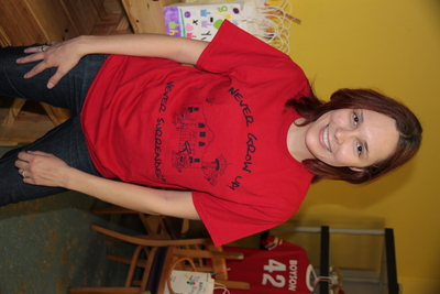 Creating More Smiles Every Minute T-Shirt Photo