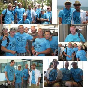 Bad Idea Bears Take Puerto Vallarta T-Shirt Photo