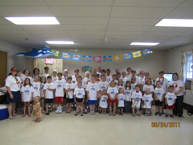 Son Surf Vbs 2011 T-Shirt Photo