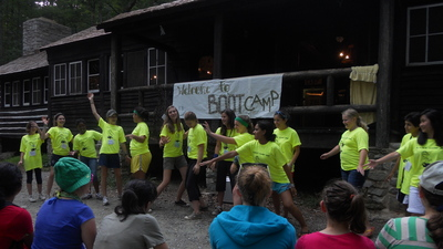 Boot Camp2011 T-Shirt Photo