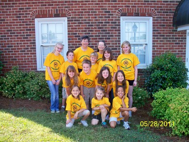 Kmc's Youngest Missionaries T-Shirt Photo