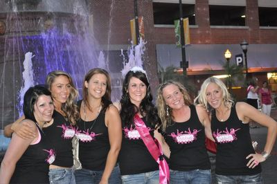 Alanna's Bachelorette Party T-Shirt Photo