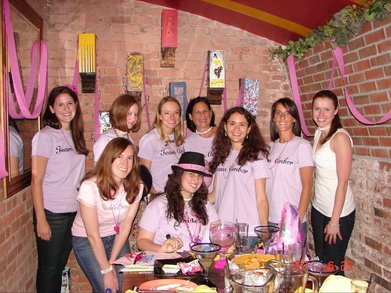 Amber's Bachelorette Party! T-Shirt Photo