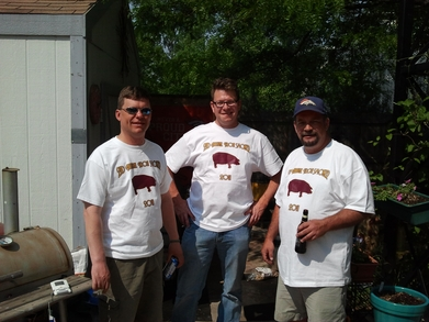 2011 Iron Smoker T-Shirt Photo