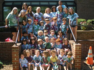 Camp Etz Hayim Under The Sea T-Shirt Photo