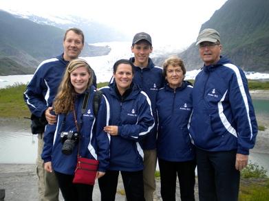 Alaska 2011 T-Shirt Photo