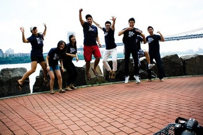 Jump For Joy! T-Shirt Photo