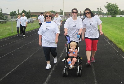 Llcc Walk For Life T-Shirt Photo