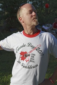 Canada Day 2011 In Franktown, Co Official T Shirt T-Shirt Photo